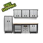 Gladiator GarageWorks 11-Piece Premier Garage Cabinet Set