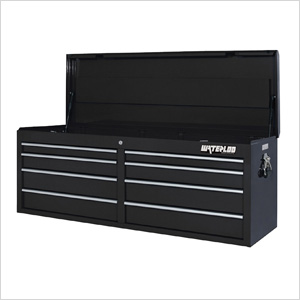 52-Inch 8-Drawer Tool Chest with Liners