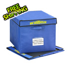 Bin Warehouse 32 Gallon Fold-A-Tote (4-Pack)