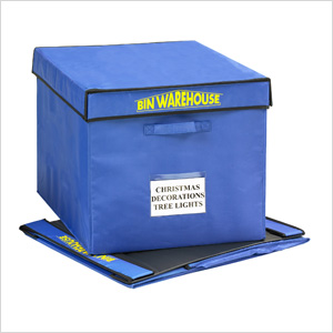 32 Gallon Fold-A-Tote (4-Pack)