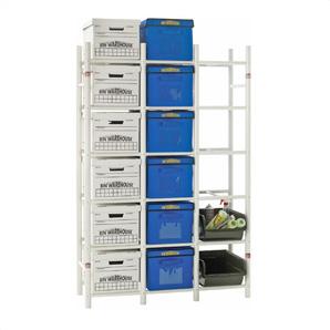 18 File Box Storage System