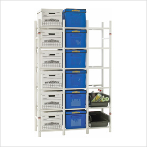 18 File Box Storage System