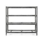 Gladiator GarageWorks 77-Inch Tool-Free Rack Shelving