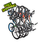 Monkey Bars Bike Storage Rack (Holds 6 Bikes)