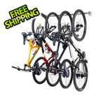 Monkey Bars Bike Storage Rack (Holds 4 Bikes)