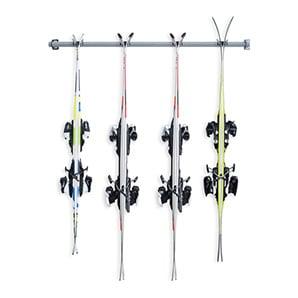4-pair Ski Storage Rack
