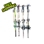 Monkey Bars 4-Pair Cross Country Ski Rack