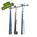 Monkey Bars 3-Pair Cross Country Ski Rack