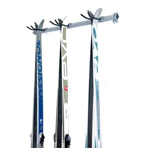 3-pair Cross Country Ski Rack