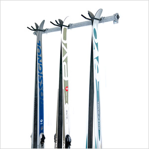 3-Pair Cross Country Ski Rack