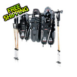 Monkey Bars Large Snowshoe Rack