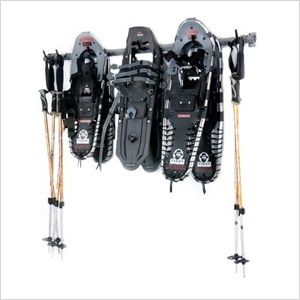 Large Snowshoe Rack