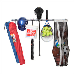 Large Sports Storage Rack