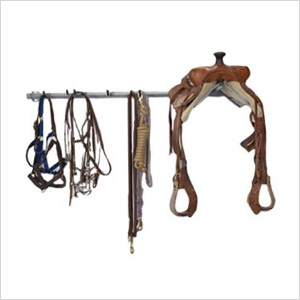 Double Saddle Rack