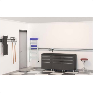 4-Piece Garage Cabinet Kit