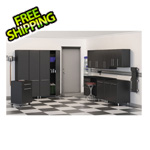 Ulti-MATE Cabinets 11-Piece Garage Cabinet Kit