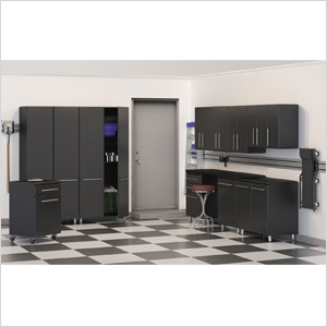 11-Piece Garage Cabinet Kit