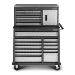 41-Inch Rolling Tool Chest Combo