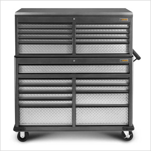 52-Inch Rolling Tool Chest Combo
