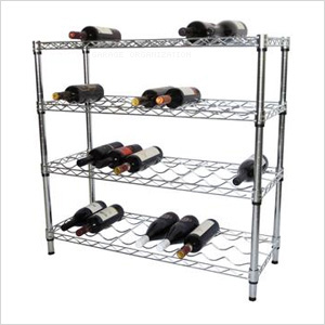 EcoStorage 36-Bottle Wine Rack