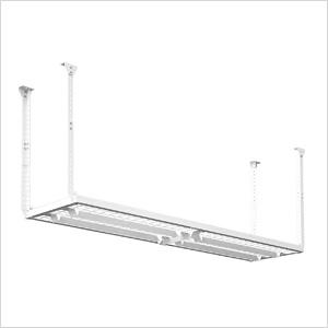 96 x 24-Inch Overhead Storage Rack