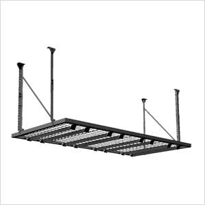 96 x 48-Inch Overhead Storage Rack