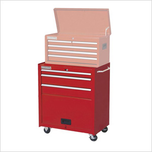 27-Inch 3-Drawer Tool Cabinet