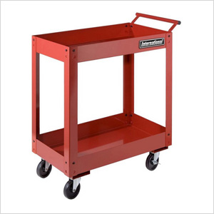 2-Tray Utility Cart
