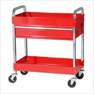 30-Inch 1-Drawer Deluxe Utility Cart