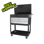 International 33-Inch 4-Drawer Industrial Cart