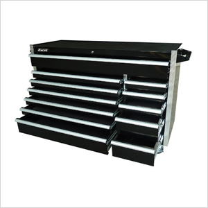 56-Inch 12-Drawer Rolling Tool Cabinet (Bottom)