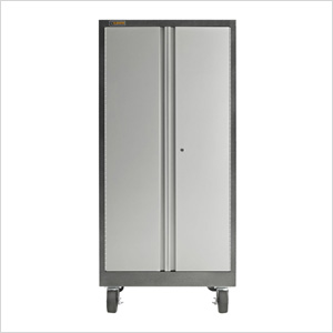 36-Inch Smooth Door Tall Cabinet