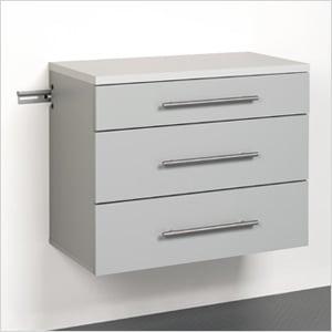 "HangUps 3-Drawer 30"" Base Storage Cabinet"