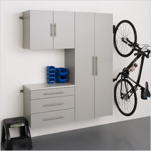 "HangUps 60"" Storage Cabinet Set B - 3pc"