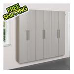 "Prepac HangUps 72"" Storage Cabinet Set C - 3pc"