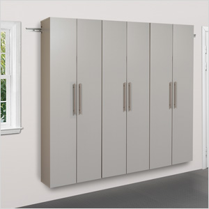 "HangUps 72"" Storage Cabinet Set C - 3pc"