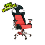 Pitstop Furniture LXE Office Chair (Red)