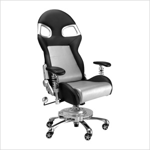 LXE Office Chair (Silver)