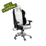 Pitstop Furniture GT Office Chair (Silver)