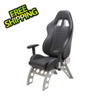 Pitstop Furniture GT Receiver Chair (Black)