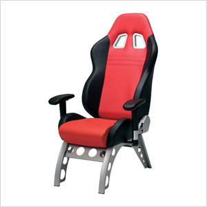 GT Receiver Chair (Red)