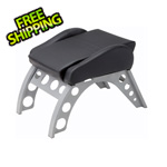 Pitstop Furniture GT Receiver Foot Rest (Black)