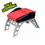 Pitstop Furniture GT Receiver Foot Rest (Red)