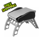 Pitstop Furniture GT Receiver Foot Rest (Silver)