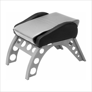 GT Receiver Foot Rest (Silver)