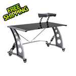 Pitstop Furniture GT Spoiler Desk (Black)
