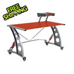 Pitstop Furniture GT Spoiler Desk (Red)