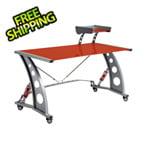 Pitstop Furniture GT Spoiler Desk (Red)