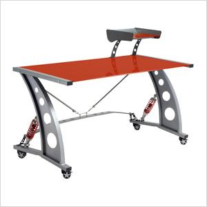 GT Spoiler Desk (Red)
