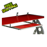 Pitstop Furniture GT Spoiler Desk Pull Out Tray (Red)